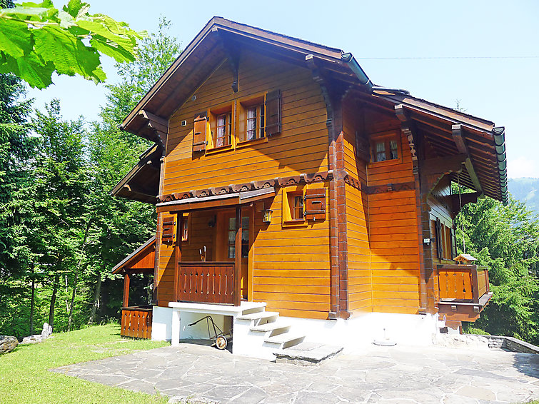 Ubytování ve Švýcarsku, Gryon/Barboleusaz