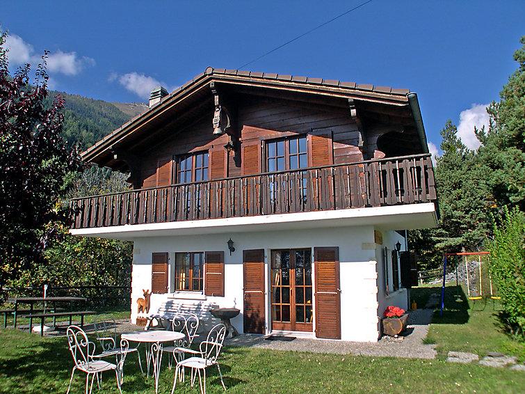 Ubytování ve Švýcarsku, Ovronnaz