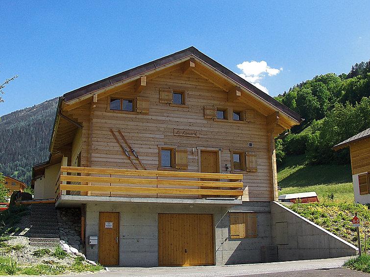 Ubytování ve Švýcarsku, Verbier/Châble/Prarreyer