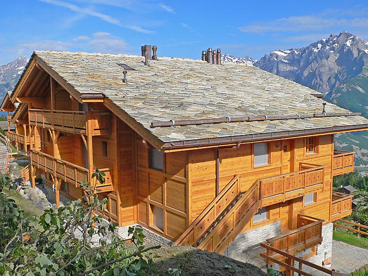 Ubytování ve Švýcarsku, Nendaz