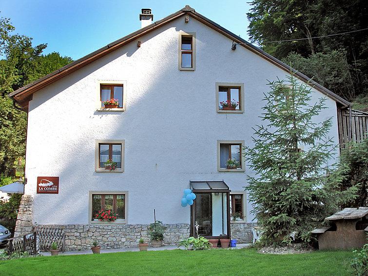Ubytování ve Švýcarsku, Saint-Ursanne