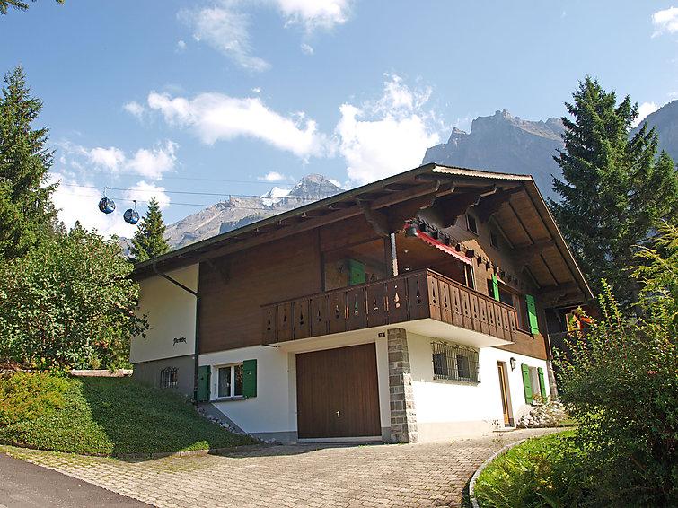 Ubytování ve Švýcarsku, Kandersteg