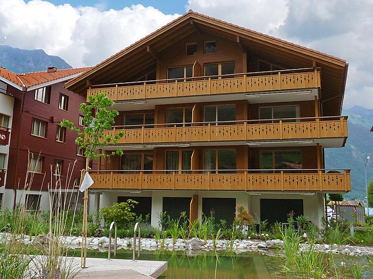 Ubytování ve Švýcarsku, Iseltwald