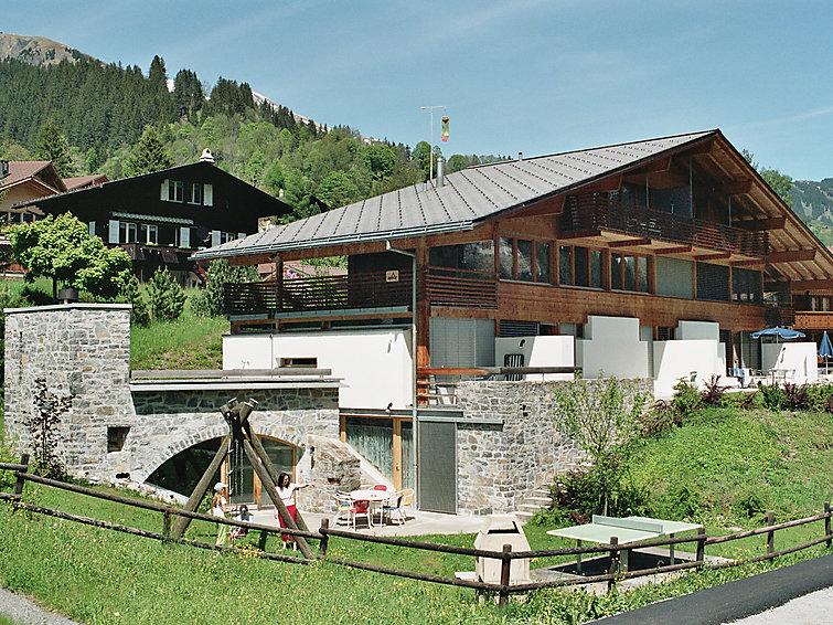 Ubytování ve Švýcarsku, Grindelwald