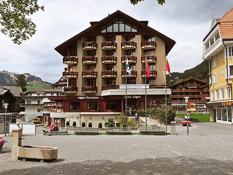 Ubytování ve Švýcarsku, Wengen