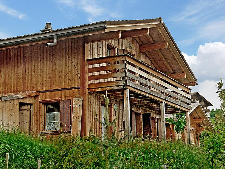 Ubytování ve Švýcarsku, Axalp