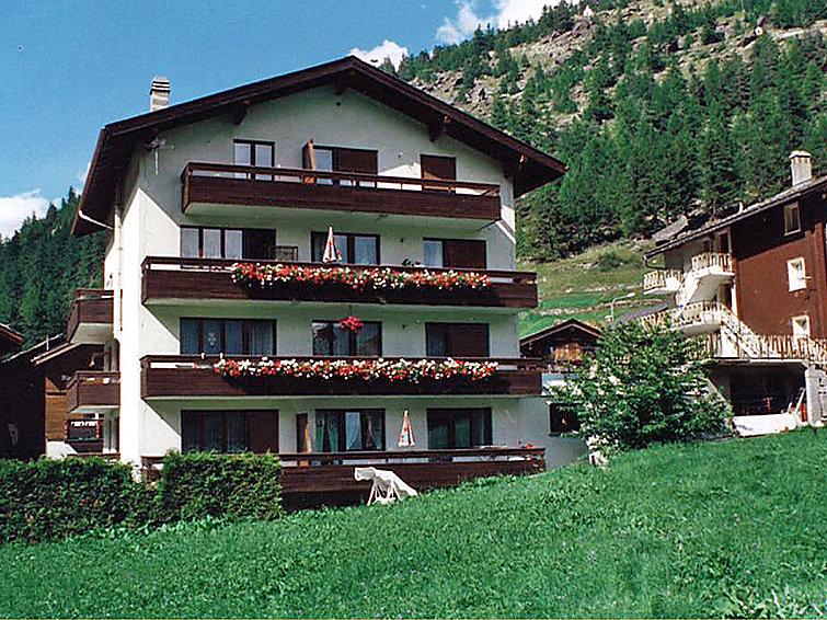 Ubytování ve Švýcarsku, Saas Grund