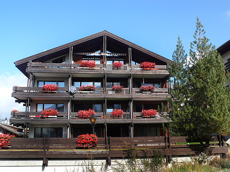 Ubytování ve Švýcarsku, Grächen