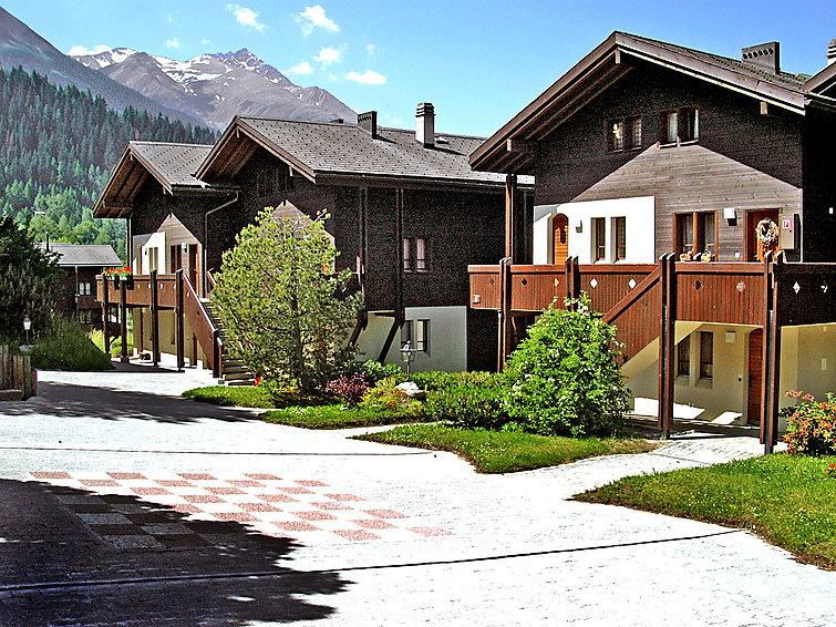 Ubytování ve Švýcarsku, Ernen