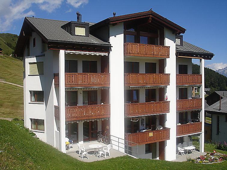 Ubytování ve Švýcarsku, Riederalp
