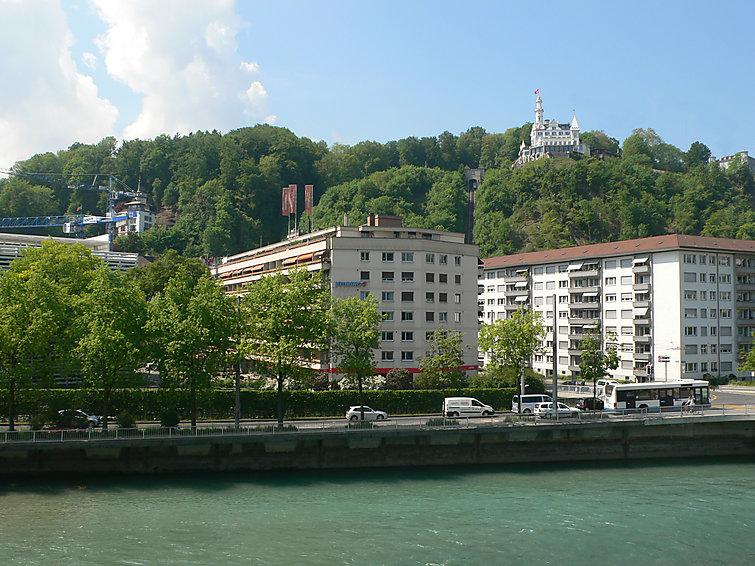 Ubytování ve Švýcarsku, Luzern