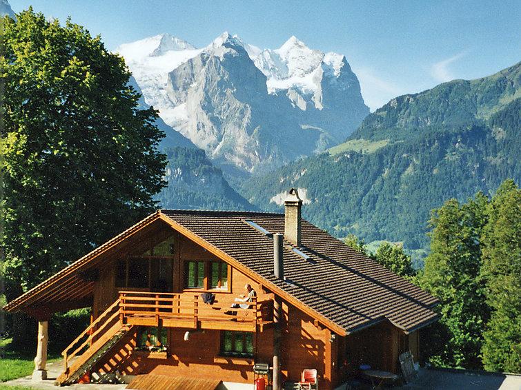 Ubytování ve Švýcarsku, Hasliberg