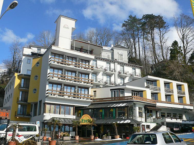 Ubytování ve Švýcarsku, Brunnen