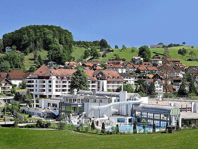 Ubytování ve Švýcarsku, Morschach