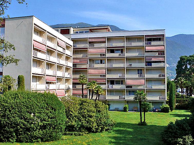 Ubytování ve Švýcarsku, Locarno