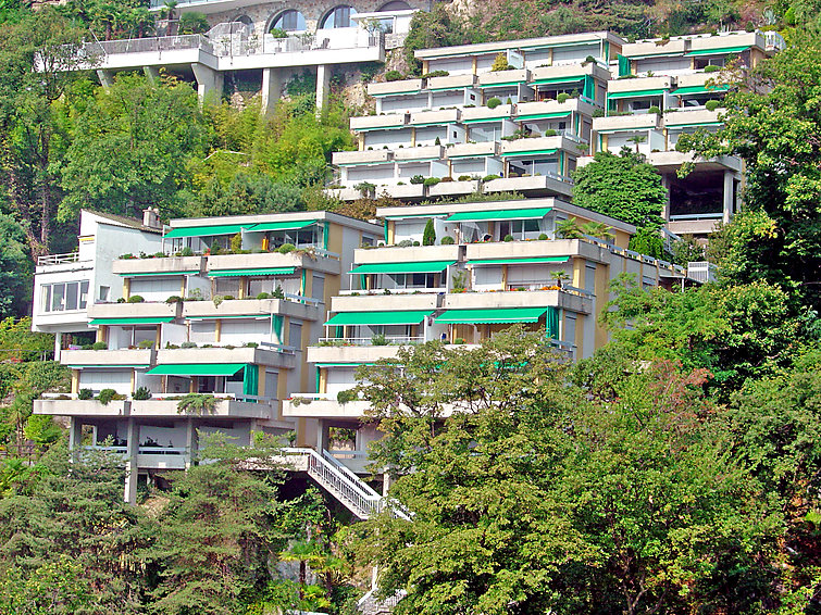 Ubytování ve Švýcarsku, Ascona