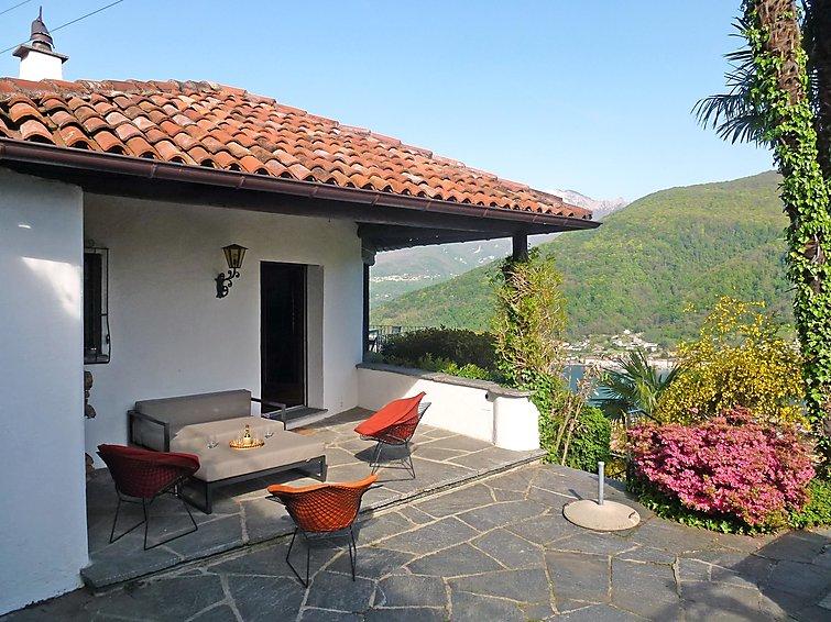 Ubytování ve Švýcarsku, Morcote