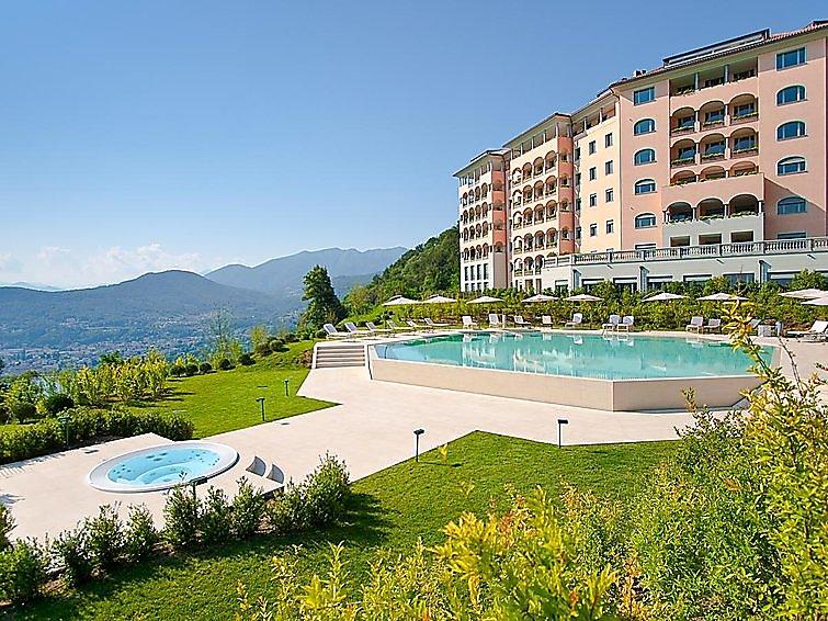 Ubytování ve Švýcarsku, Lugano/Agra