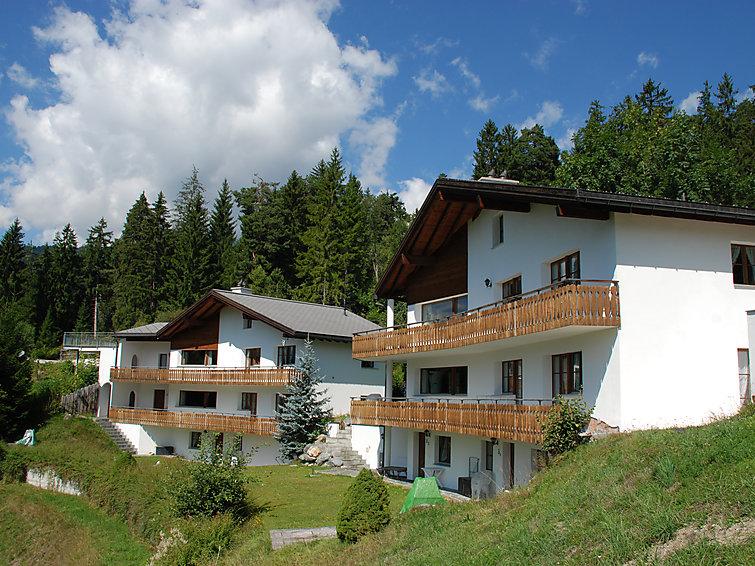 Ubytování ve Švýcarsku, Laax