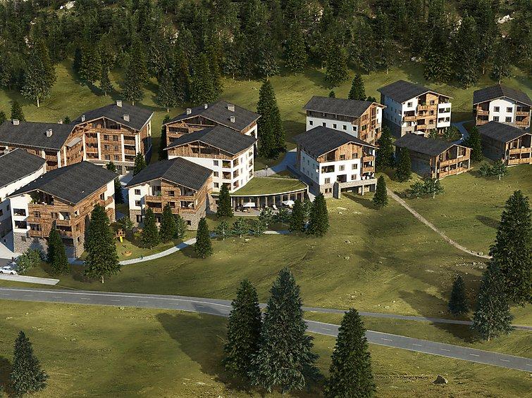 Ubytování ve Švýcarsku, Lenzerheide