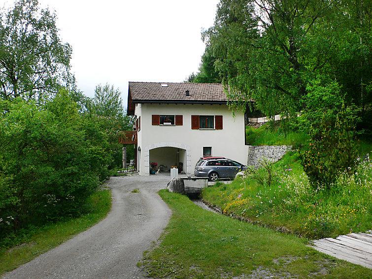 Ubytování ve Švýcarsku, Alvaneu