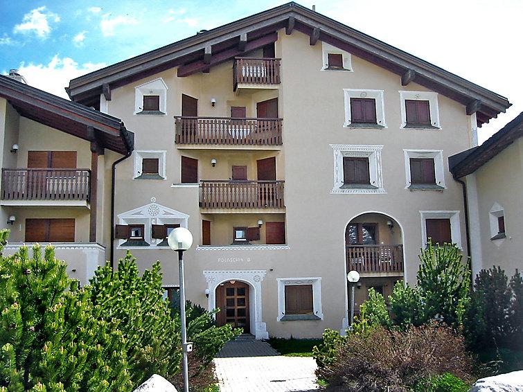 Ubytování ve Švýcarsku, Sils Maria