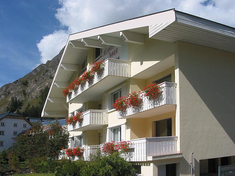 Ubytování ve Švýcarsku, Samnaun