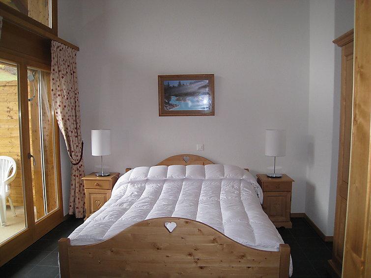 Ubytování ve Švýcarsku, Val d'Illiez / Les Crosets
