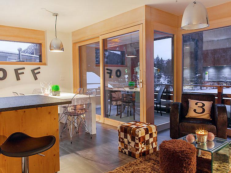 Ubytování ve Švýcarsku, Champex