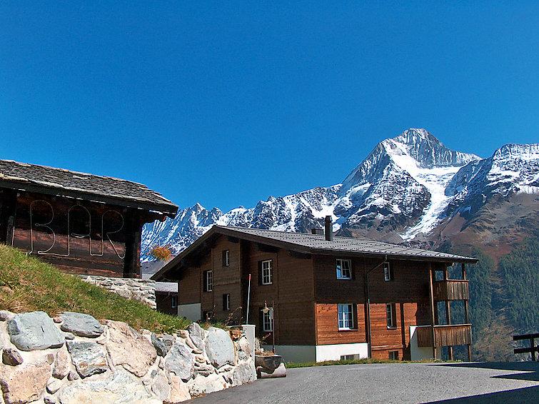 Ubytování ve Švýcarsku, Lauchernalp