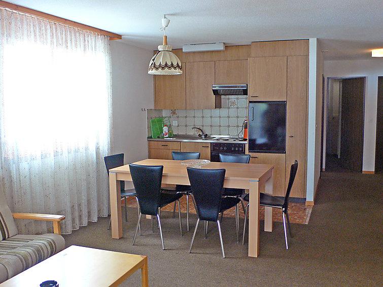Ubytování ve Švýcarsku, Täsch