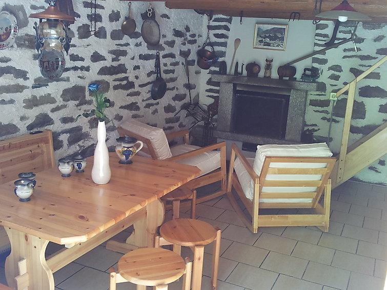 Ubytování ve Švýcarsku, Bleniotal/Malvaglia