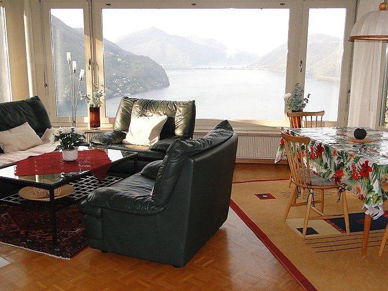 Ubytování ve Švýcarsku, Lugano/Ruvigliana