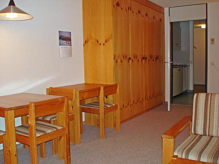 Ubytování ve Švýcarsku, Disentis