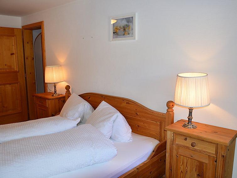 Ubytování ve Švýcarsku, St. Moritz