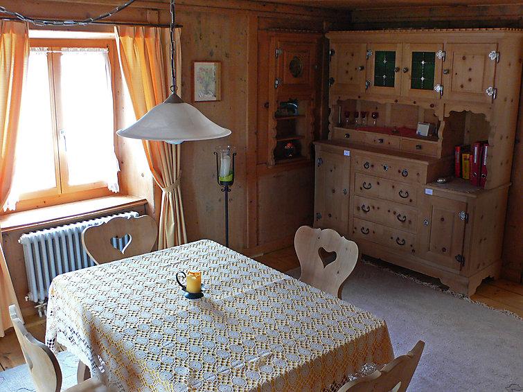 Ubytování ve Švýcarsku, Val Müstair
