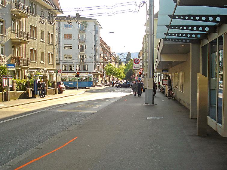 Ubytování ve Švýcarsku, Curych/Zürich