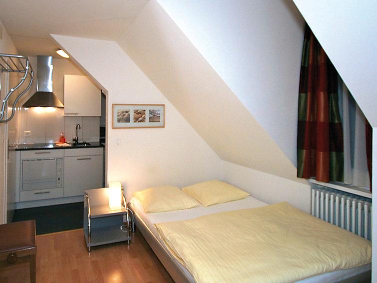 Ubytování ve Švýcarsku, Curych/Zürich Aussersihl