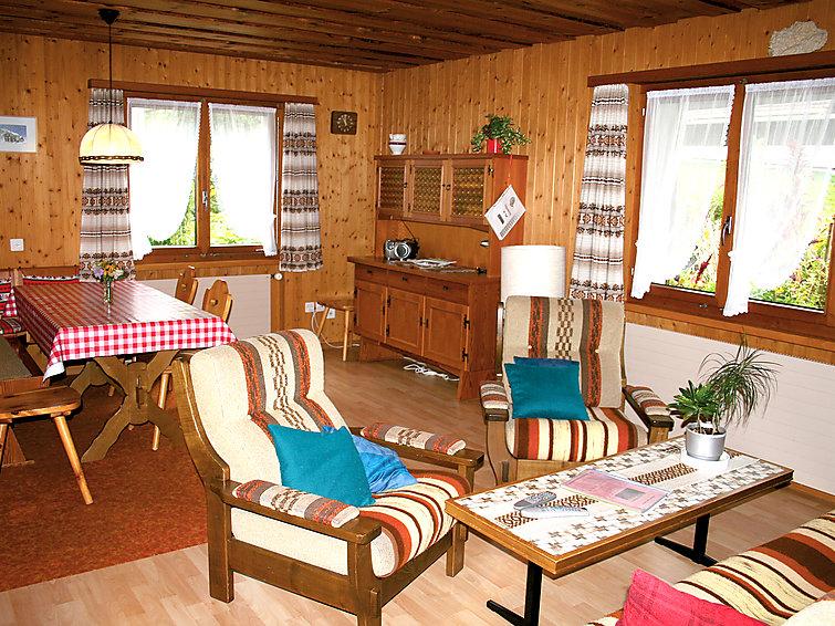 Ubytování ve Švýcarsku, Elm
