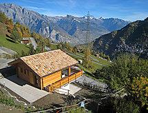 Ubytov�n� ve �v�carsku v rekrea�n�m dom� Chalet Petite-Arvine, La Tzoumaz (�v�carsko, Valais/Wallis, La Tzoumaz)