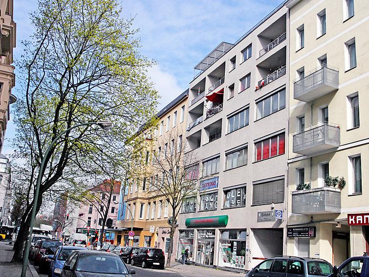 Ubytování v Německu, Berlín