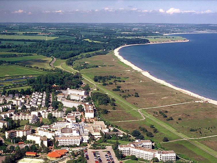 Ubytování v Německu, Weissenhäuser Strand