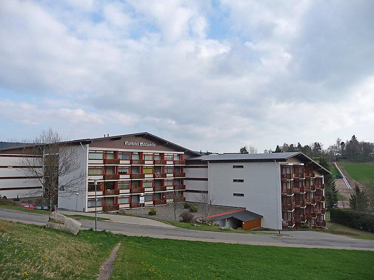 Ubytování v Německu, Schluchsee
