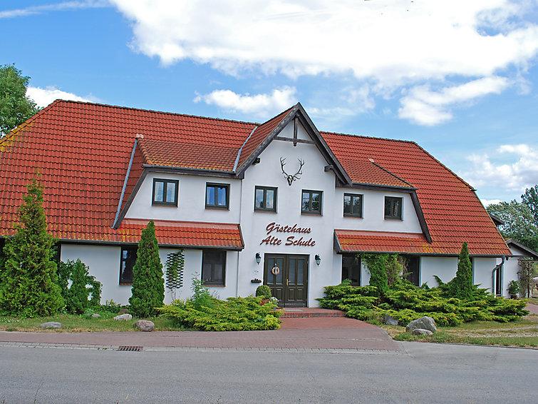 Ubytování v Německu, Dargun