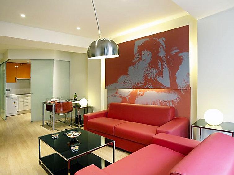 Ubytování ve Španělsku, Madrid