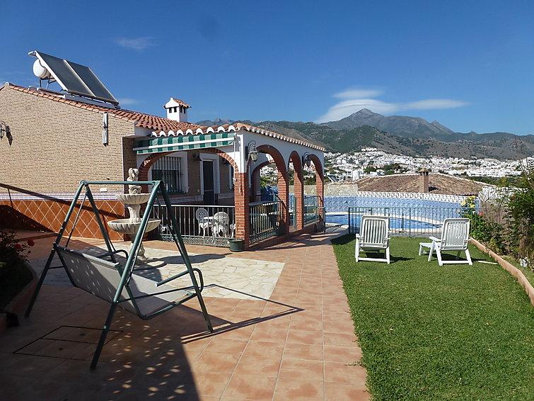 Ubytování ve Španělsku, Nerja