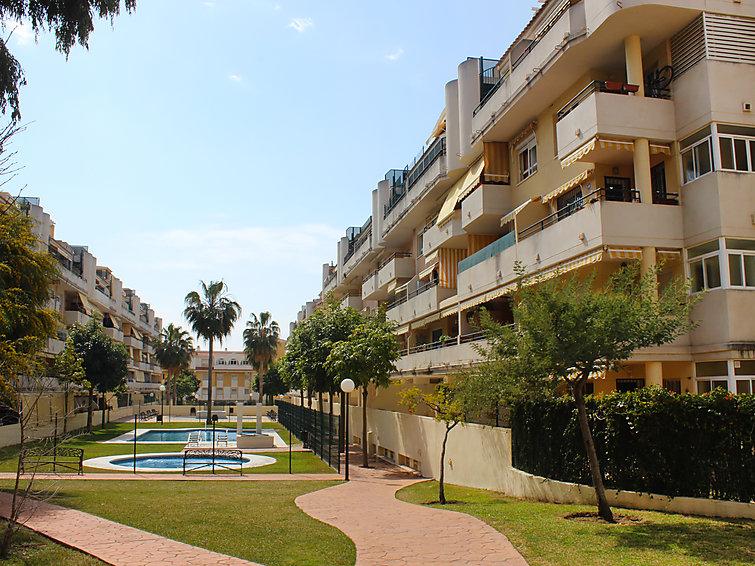 Ubytování ve Španělsku, Cala del Moral