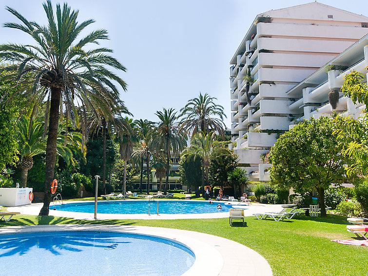 Ubytování ve Španělsku, Marbella