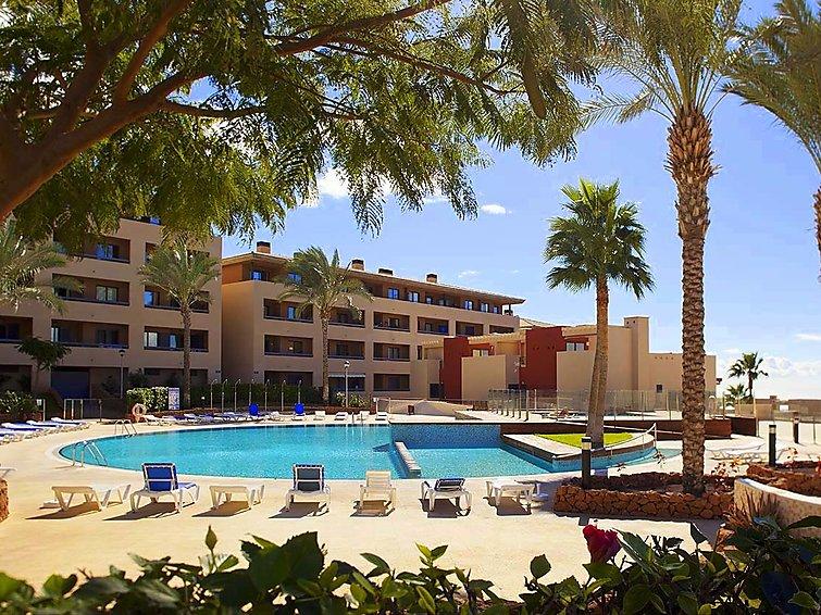 Ubytování ve Španělsku, Playa Paraiso