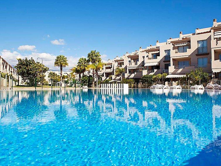 Ubytování ve Španělsku, El Médano